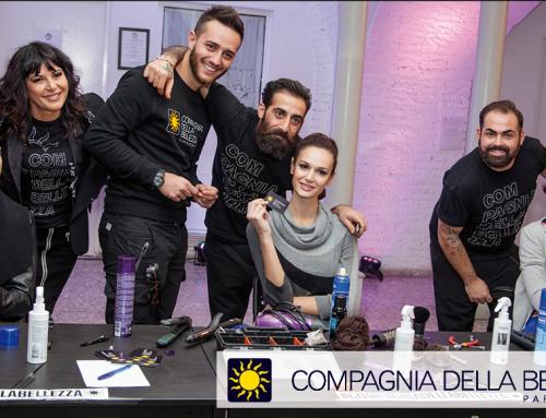 Roma Fashion White 2015 – Hair Fashion Team CDB