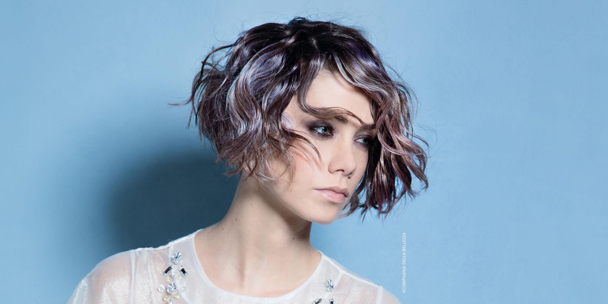 Hair Bellagio Glam - Italian Hair - Collezione Primavera Estate 2017 - © Compagnia Della Bellezza