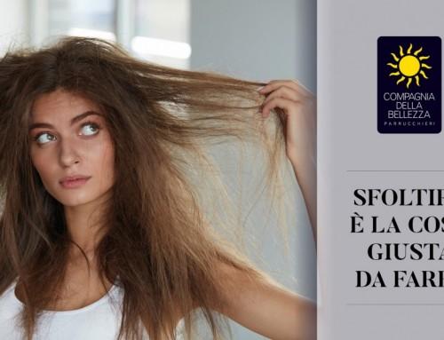 Sfoltire i capelli è la cosa giusta da fare?