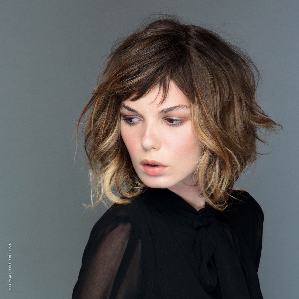 pics 2017 - 2019: The lob — or long bob – has undoubtedly become the most popular hairstyle of the last two years