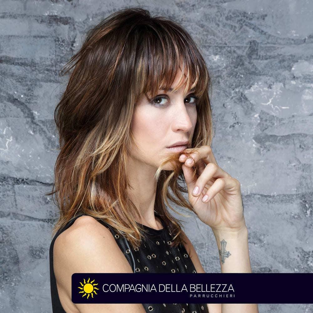 Preferenza Tagli capelli lisci: corti, medi e lunghi - Compagnia Della Bellezza MT16
