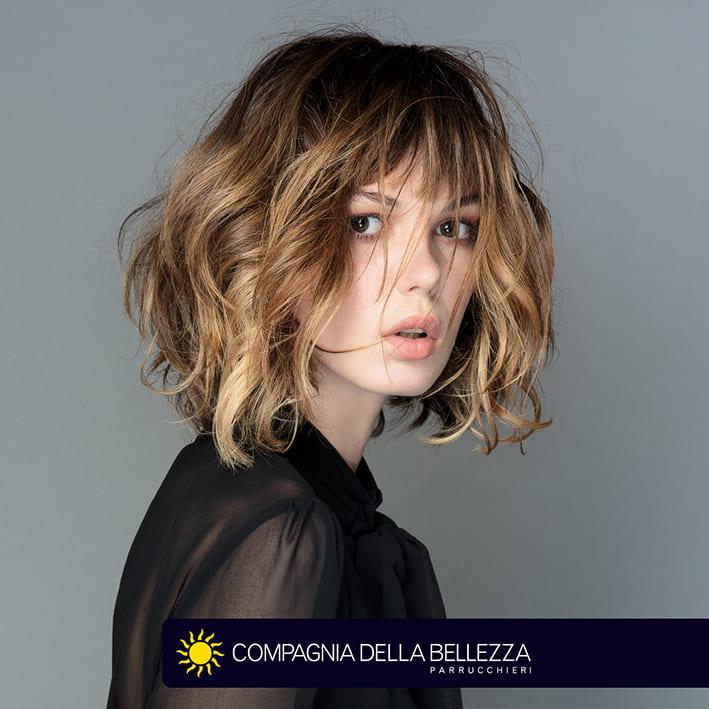 Capelli Castani Tutte Le Sfumature Di Tendenza Compagnia Della