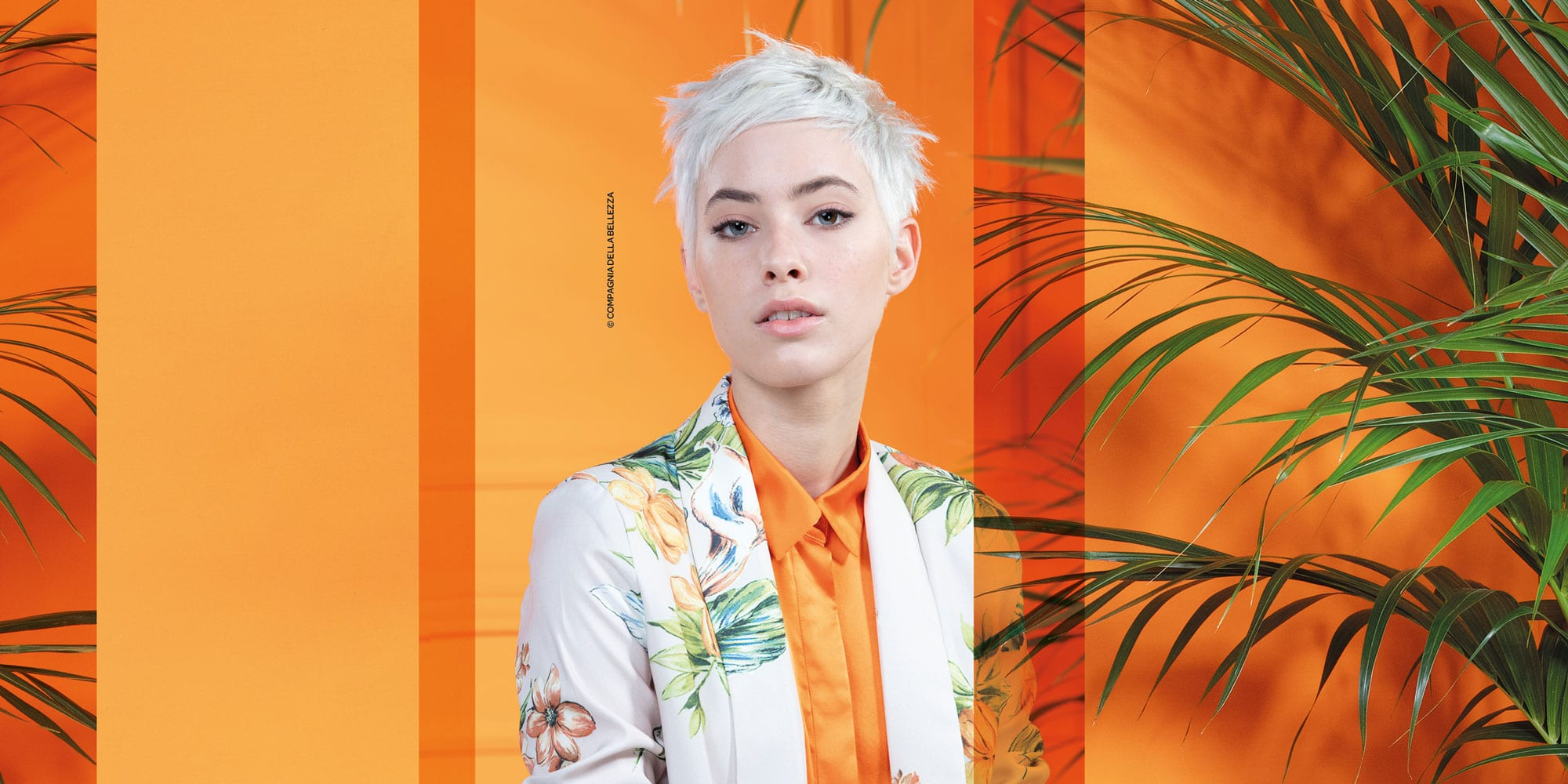 Personality Pixie Cut - Face Code - Hairstyle Collection S/S 2016 - Naville - © Compagnia Della Bellezza