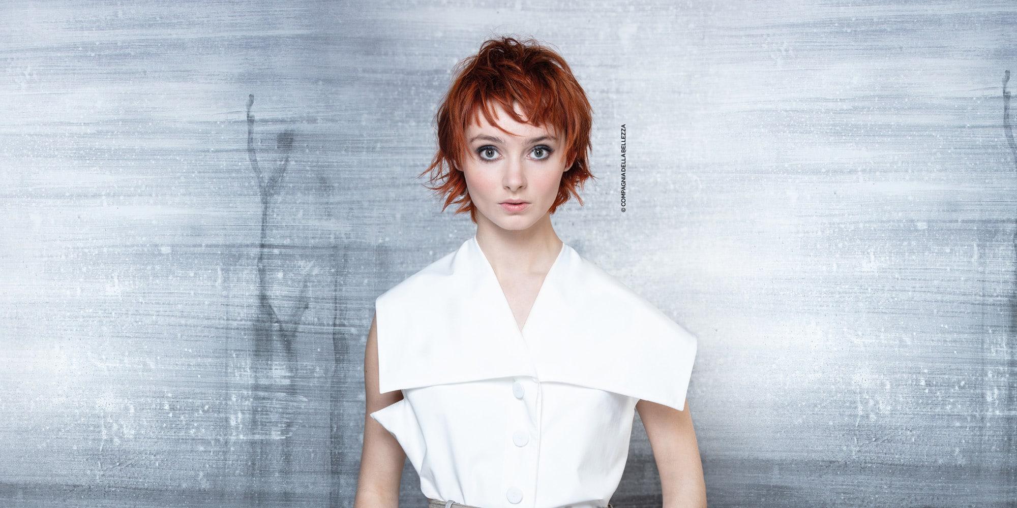 Sweet Personality Cut - Face Code - Collezione Tagli Capelli Primavera Estate 2019 © Compagnia Della Bellezza