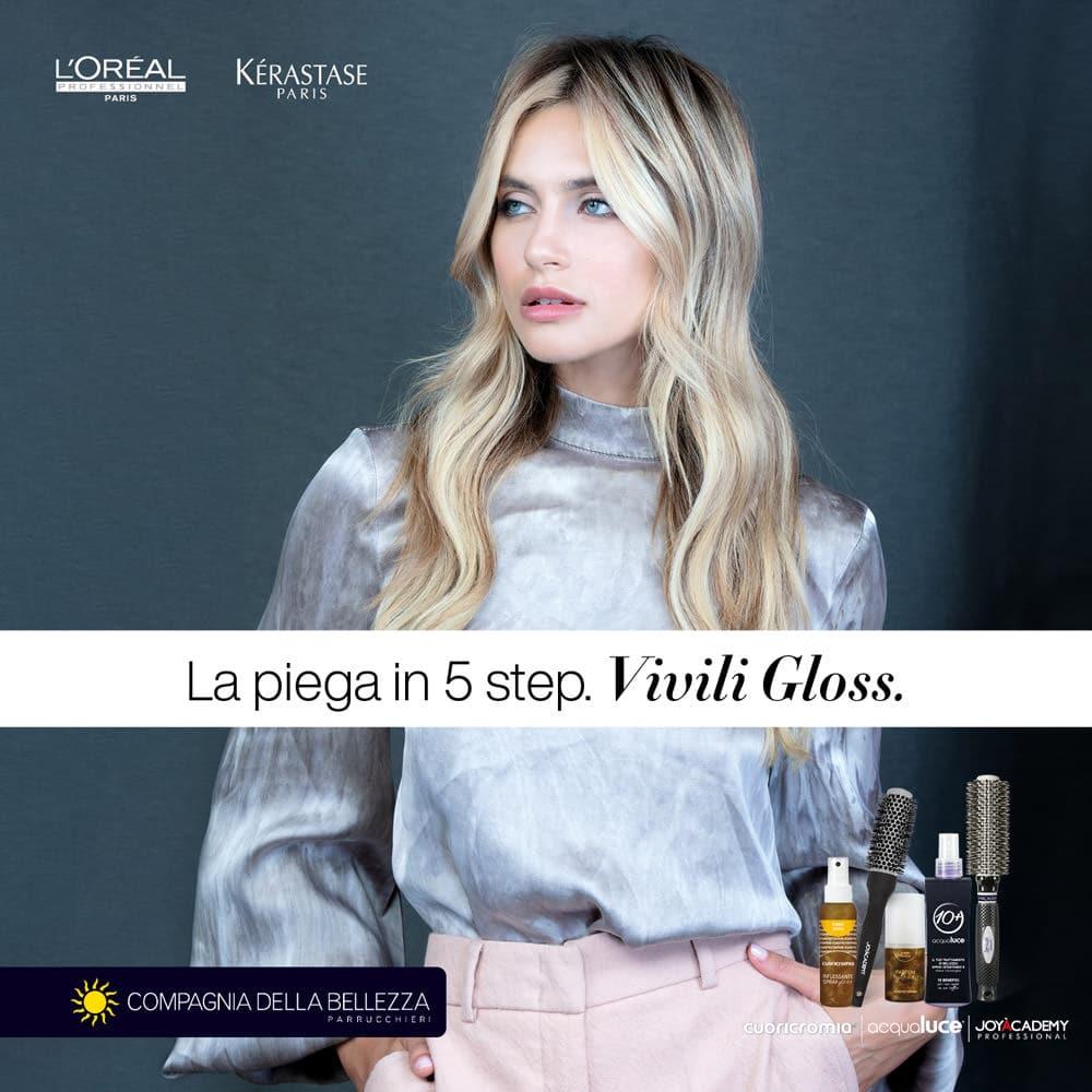 Hairenaissance - Piega Gloss - Compagnia Della Bellezza